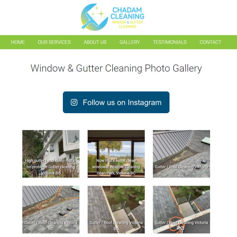 Chadam Website